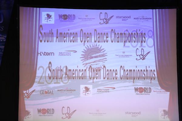 2018 South American Open (SAO)