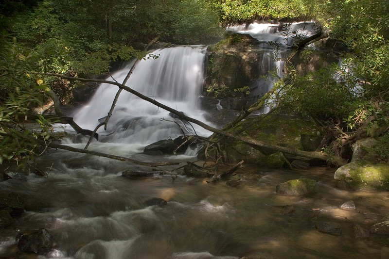 Falls on Wildcat Creek