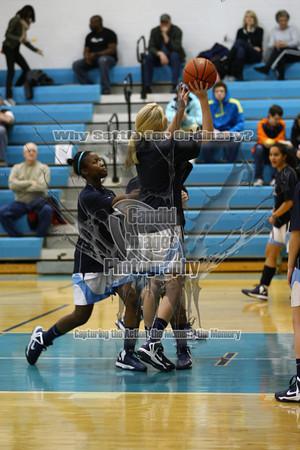 21Dec12 Varsity Girls Basketball