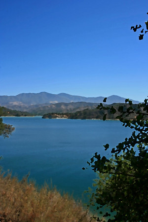 Southern California in B&W and Technicolor