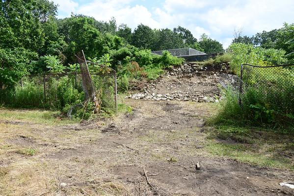 Springside Park Empty Reservoir progress - 080819