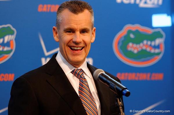 Super Gallery - Florida Gators Mens Basketball Media Day 2014