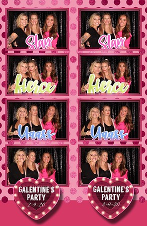 galentine's day party 2-9-20