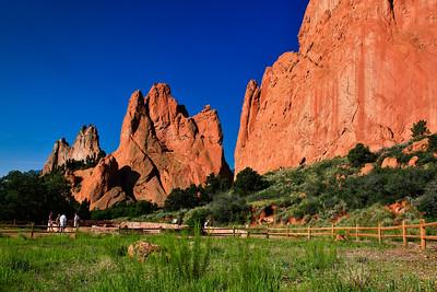 CO-Colorado City  - Garden of the Gods