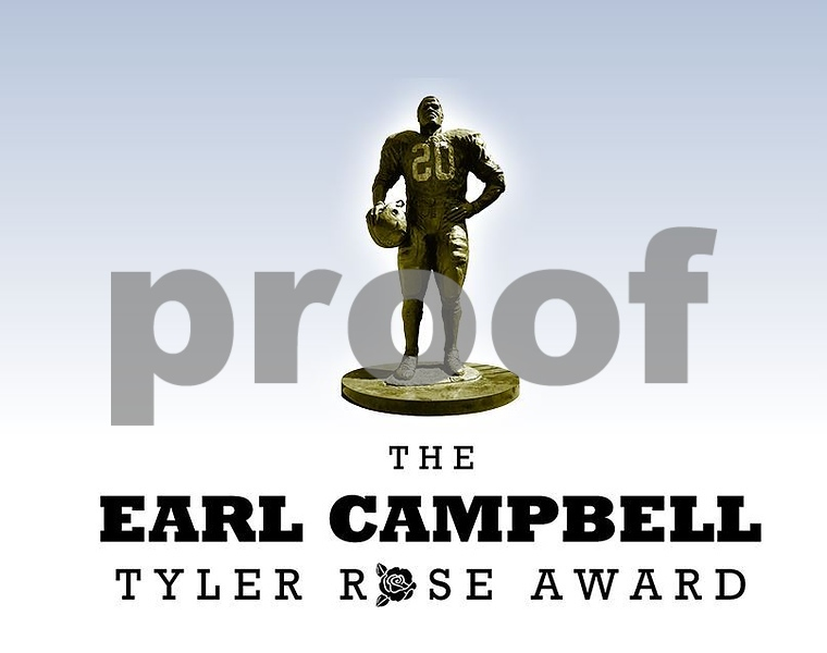 Kent Myers named to Earl Campbell Tyler Rose Award Watch List