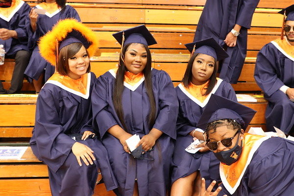 Gary West Side Leadership Academy Graduation 2021