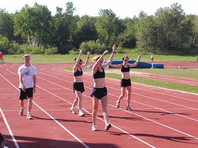 Practice Summer TNOR'03