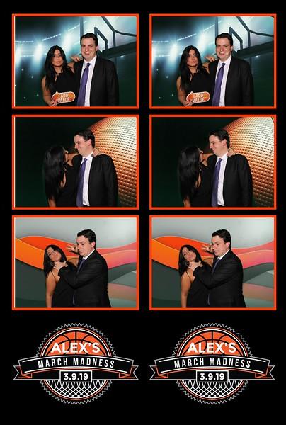 Alex's Bar Mitzvah (03/09/19)