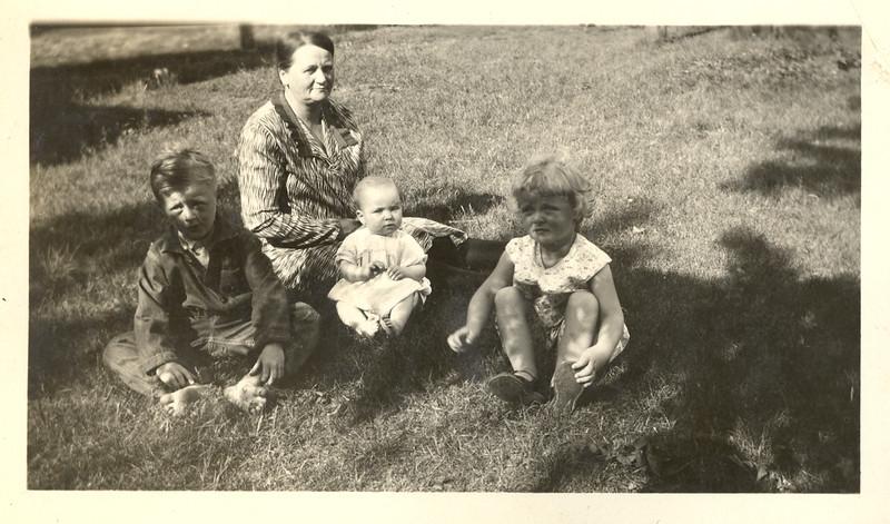Olson Familiy Kids
