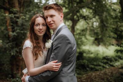 Rebecca and Tom