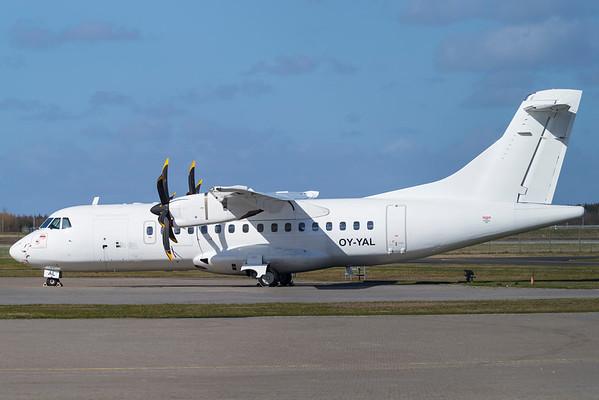 OY-YAL - ATR 42-500