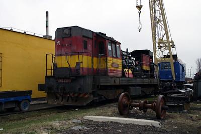 ZSSK Class 742