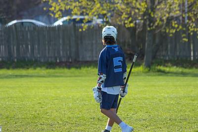 Freshman Lacrosse 5/1 vs Medfield