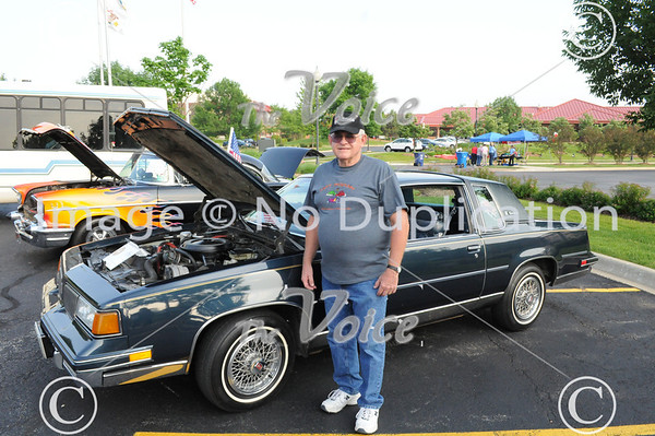 Aurora, IL Alden of Waterford Cruise Night Car Show 6-10-11