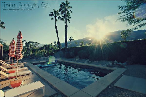 Palm Springs, CA November 2016