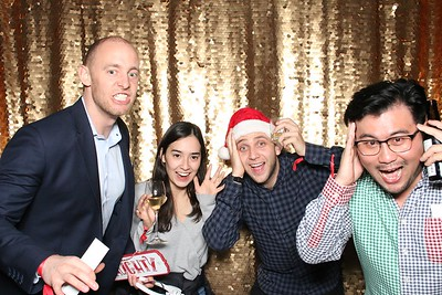 PwC FS Holiday Party