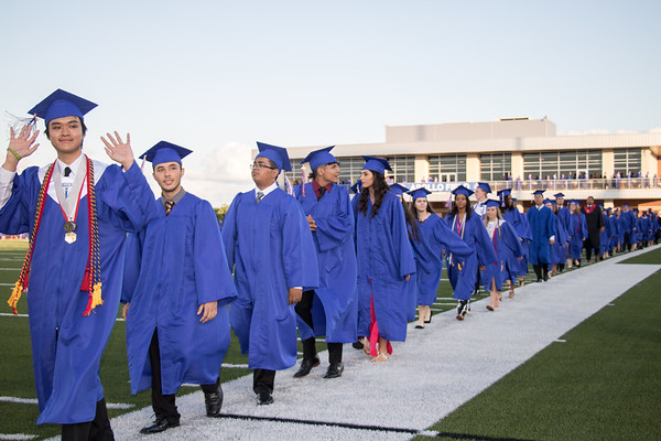 Clear Creek ISD 2018 Graduation Ceremonies