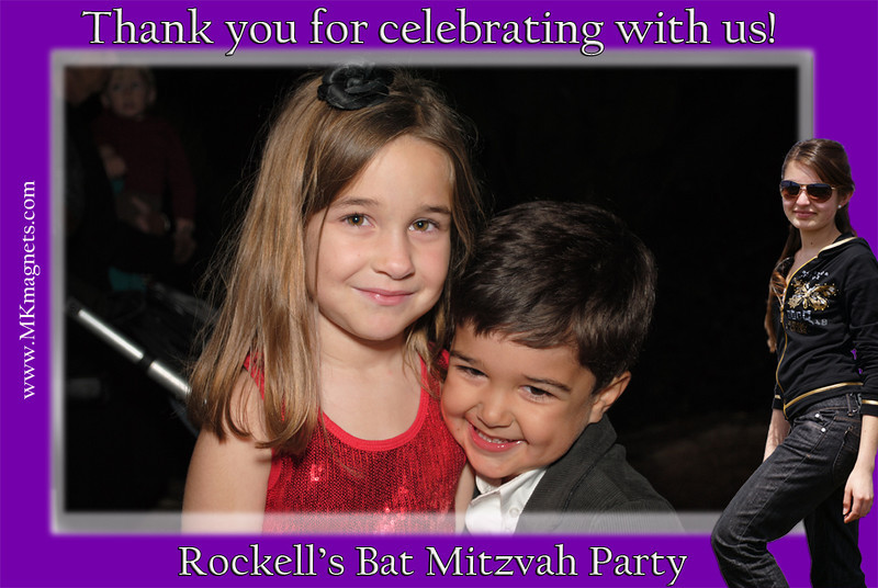 mitzvah magnet frame - purple with pic.jpg
