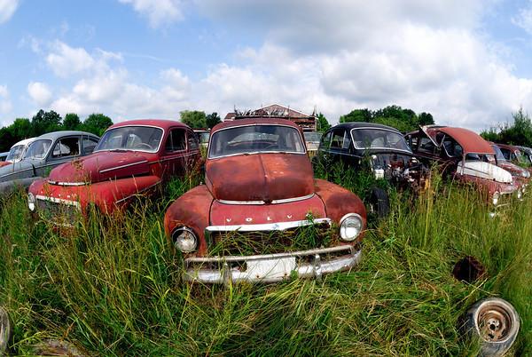 Volvo Graveyard 2007