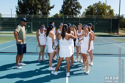 FP Girls Tennis 091718