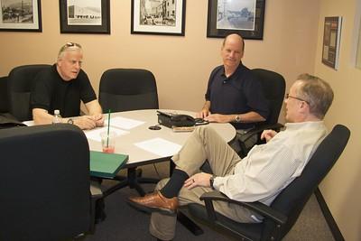 Relationship Specialist - Ben, Drew & Bernard