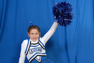 Beck Cheerleaders 2008-2009