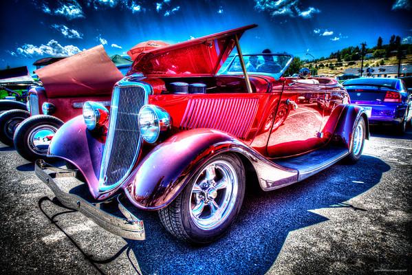 1933 Ford Roadster - John Fox