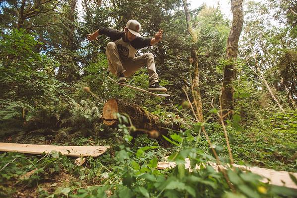Forest Skate