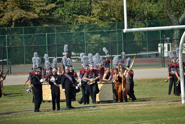 BCHS at Bruin Invitational (Grand Champions 2016)