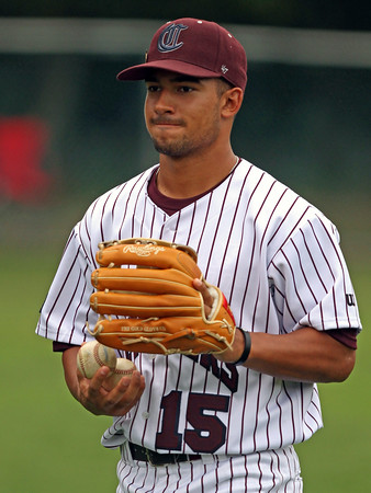 Nick Gonzales #15 INF, New Mexico St.