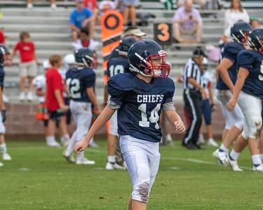 2021-08-19 7th Grade Chiefs vs MRA