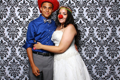 Photo Booth - Lily's Sweet 16