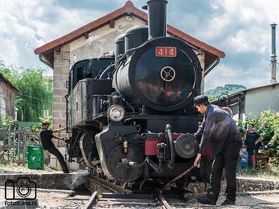 2016 Train de L'Ardeche
