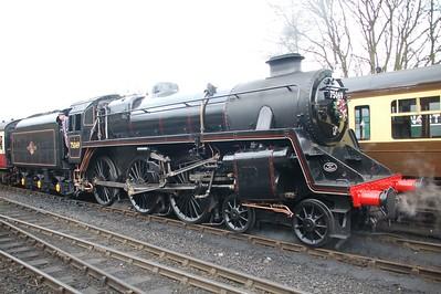 Severn Valley Railway 2019
