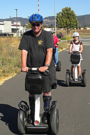 EARLY SEPTEMBER 2010 SEGWAY