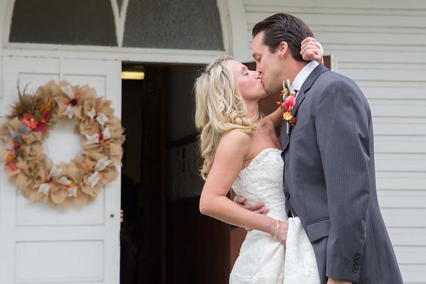 Kirk & Cara Lightner Wedding