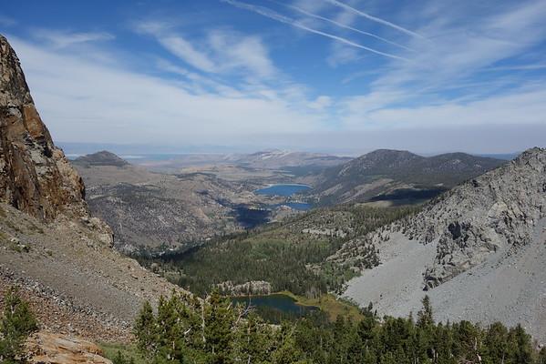 Carson Peak (10,909) - Aug 29, 2015