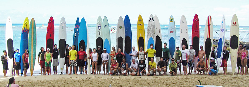 2nd Annual Annual Summer Surf Paddleboard Relay 6-10-2006