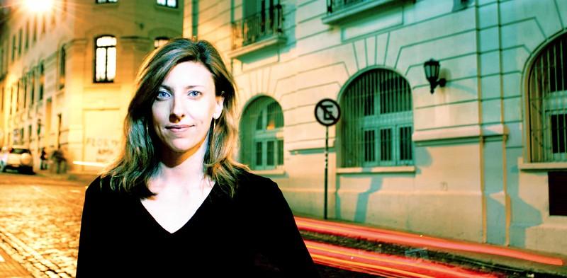 Amy, en San Telmo