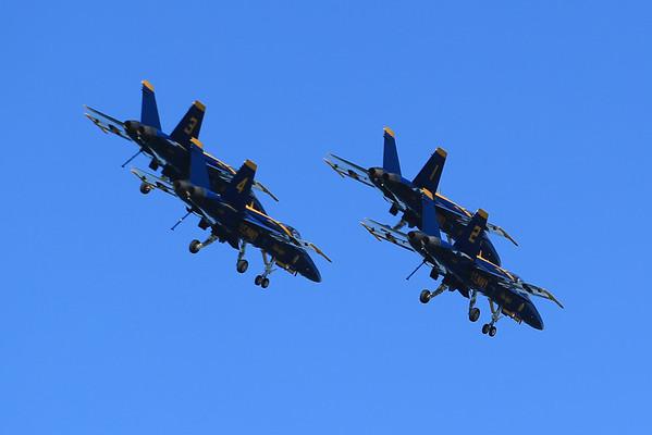 Blue Angels-Fleet Week 10.6.2012