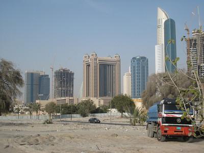Dubai: The destruction of Satwa