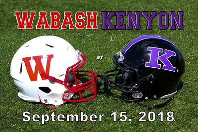 2018 Wabash at Kenyon (09-15-18)