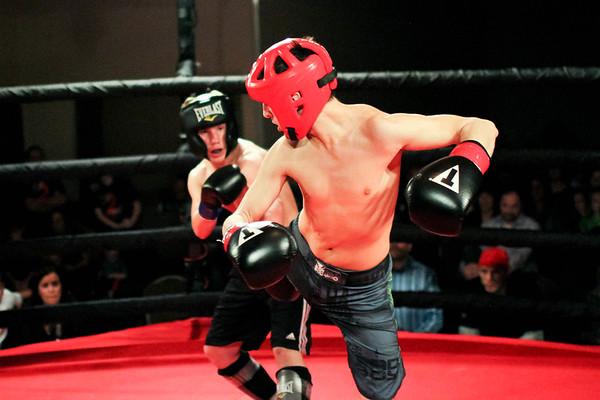 Brandon Rediehs vs Nick Nehring