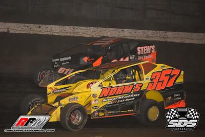 Grandview Speedway - 6/15/19 - Steve Sabo (SDS)