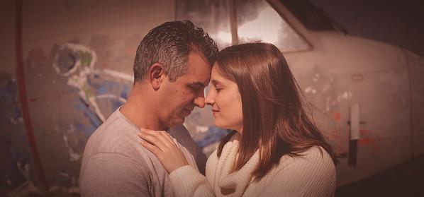 Sesón prenatal con Marta y Miguel Ángel