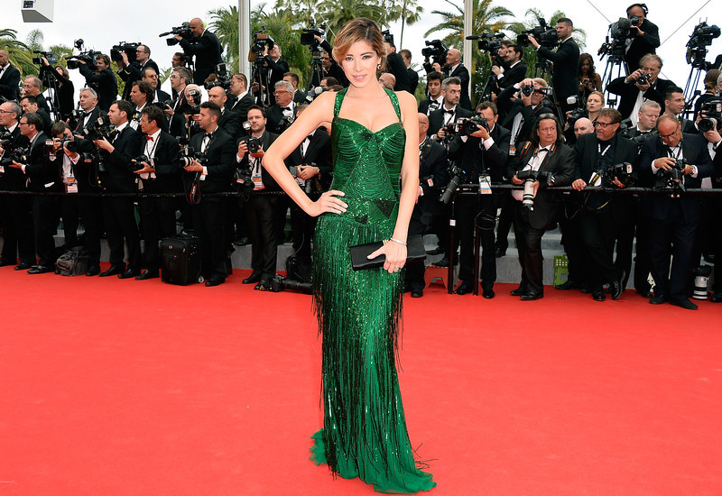 """. Aida Yespica attends the Opening ceremony and the \""""Grace of Monaco\"""" Premiere during the 67th Annual Cannes Film Festival on May 14, 2014 in Cannes, France.  (Photo by Pascal Le Segretain/Getty Images)"""