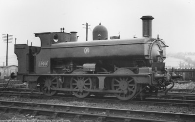 1864-1897 GWR Wolverhampton George Armstrong