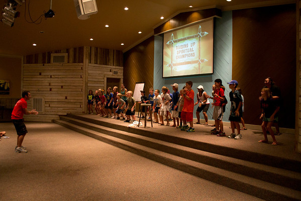 Lake Hills Church - August 8, 2012, Morning