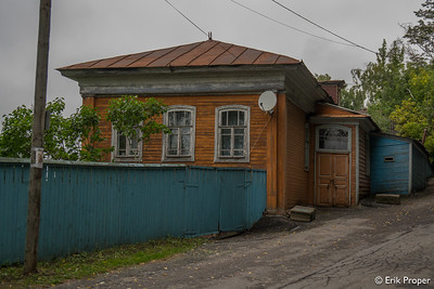 Russia, Gorodets