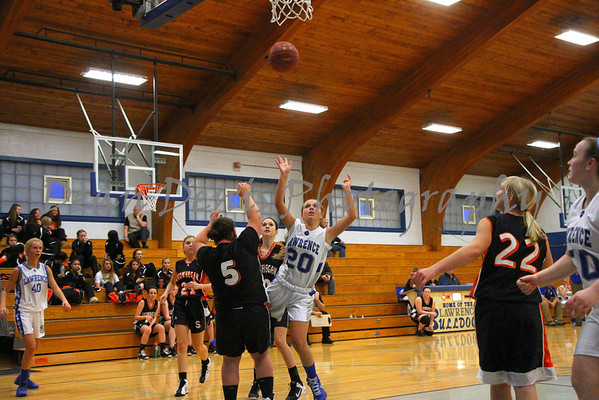 Lawrence Freshman Basketball Vs Skowhegan